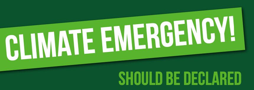 Declare a Climate Emergancy