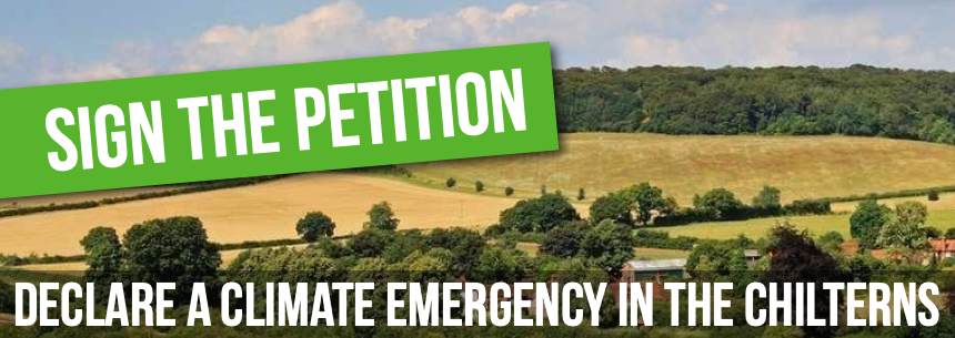 Splash Banners - Climate Emergency Petition