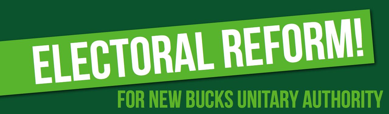 Electoral Reform Banner